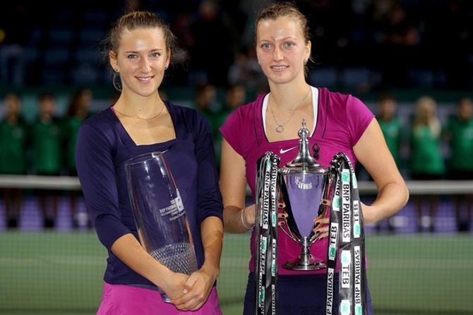 Виктория Азаренко и Петра Квитова прилично пошумели в уходящем сезоне.