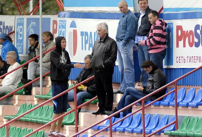 Валерий Стрельцов, пожалуй, самый одиозный персонаж белорусского футбола