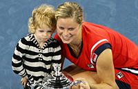 Играющие мамы мирового тенниса, или почему Виктория Азаренко вернется