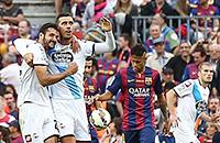 Что не так с игрой «Барселона» – «Депортиво»?
