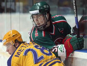 Кирилл Петров: «Об НХЛ подумаю через год»