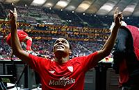 Четвертая победа «Севильи» в Лиге Европы