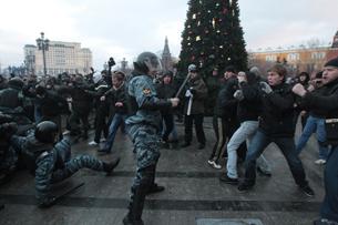 «Футбол как зеркало русской революции»