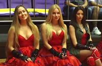 CSKA Dance Team в Китае