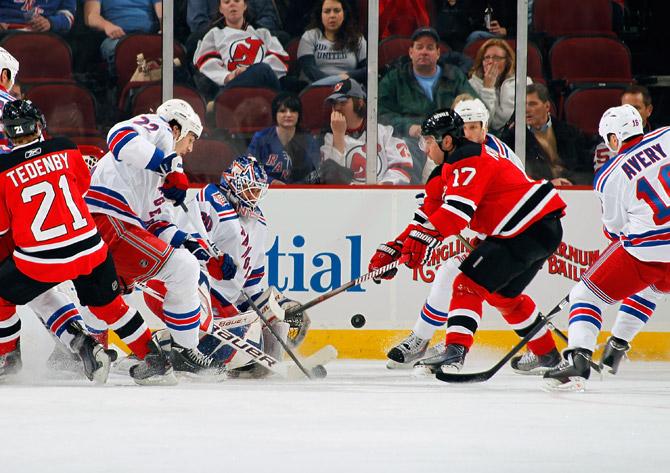 Вылет по расписанию. Финалы конференций НХЛ