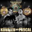 Избранные моменты боя Ковалев – Паскаль