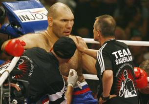 «Победа Валуева важна для всего бокса»