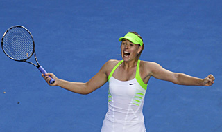 Реванш Шараповой и еще 2 главных события четверга Australian Open-2012