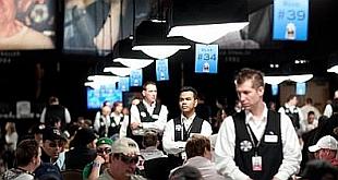 WSOP. Bubble time!
