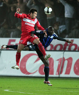 «Было ощущение, что футболисты боятся играть»