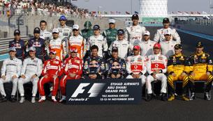 Обратный отсчет: гонщики и команды