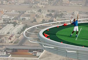 5 теннисных резидентов Дубая