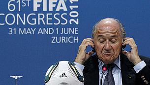 «Даже если бы чиновники ФИФА были педофилами, люди не перестали бы смотреть футбол»