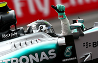 Гран-при Мексики. Успех Росберга, провал «Феррари» и другие события гонки