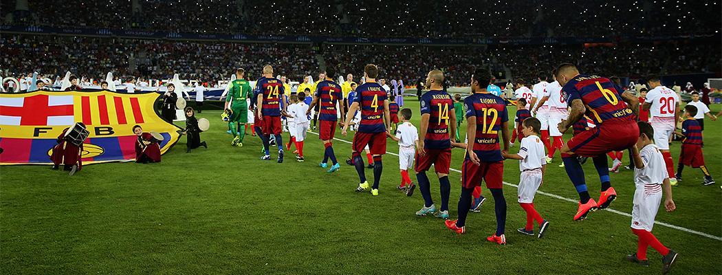 О чем такой Суперкубок должен напомнить русским футболистам