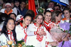 «Сегодня мы просто сборная России»