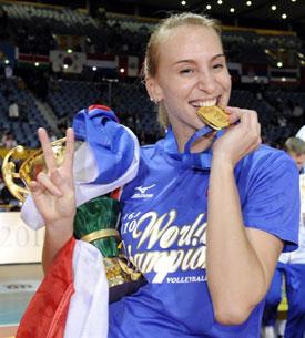 Любовь Соколова: «Четыре года назад выиграть золото было сложнее»