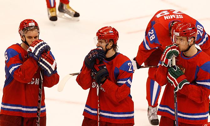 «Жаль, что в Москве не будет хоккеистов сборной Канады»