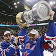 СКА отметил победу в Кубке Гагарина вместе с болельщиками