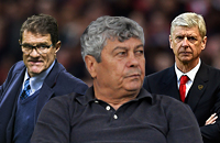 Семин, Капелло и еще 12 известных возрастных тренеров
