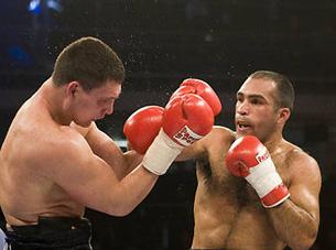 Александр Алексеев: «Постараюсь, чтобы такого на ринге со мной больше не случалось»