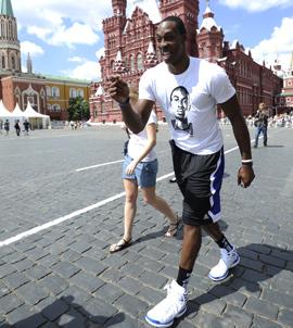 Дуайт Ховард: «Если в НБА будет локаут, можно поиграть в России»
