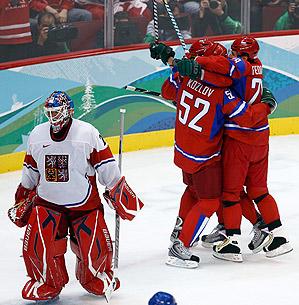 Россия – Чехия. Оценки
