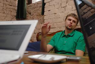 Егор Вяльцев: «Не смогу выйти из дома без обручального кольца»