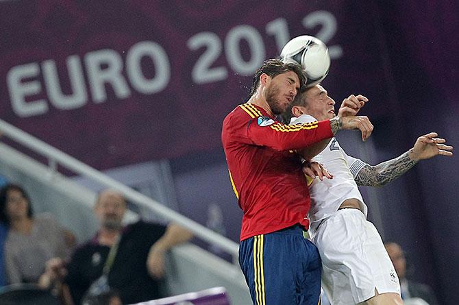 «Если игроки «Барселоны» и «Реала» не передерутся, Испания выиграет и этот турнир»