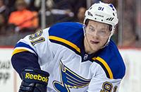 Первый гол Тарасенко в новом сезоне НХЛ