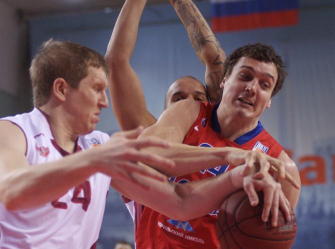 Итоги баскетбольного сезона-2012/13 в России. 10 людей, которые удивили