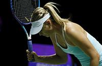 Поражение Шараповой: полуфиналы итогового турнира WTA в цифрах