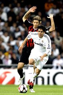 «Реал» и «Милан» – это новые «Терек» с «Крыльями»