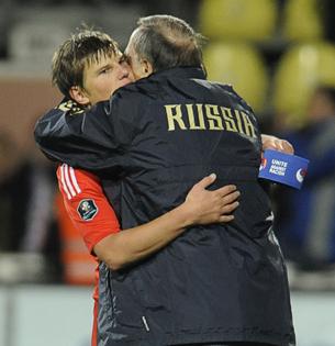 Евро-2012. Сборная России