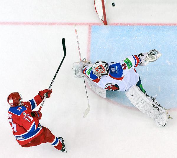 10 лучших голов первой половины чемпионата КХЛ