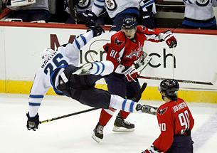 Русская десятка НХЛ. Неделя 8