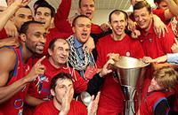 «Финалы четырех» ЦСКА в XXI веке