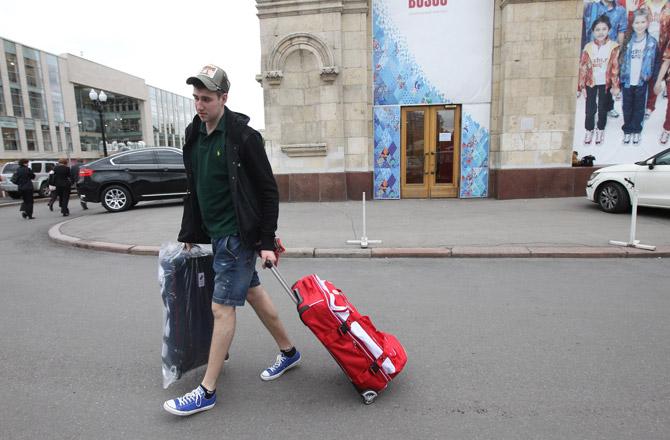 Сергей Карасев: «Самый талантливый игрок в России? Карасев!»