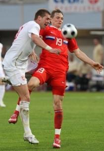 «Спорная России по футболу»