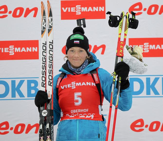 И лыжи едут. Как российские биатлонисты озолотились в Оберхофе