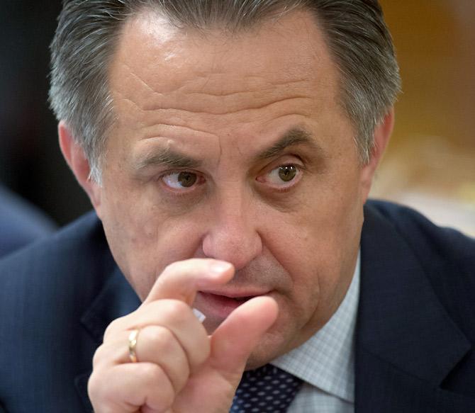 Виталий Мутко: «У нас модно критиковать – рейтинг поднимается. Да попадали бы все эти рейтинги!»