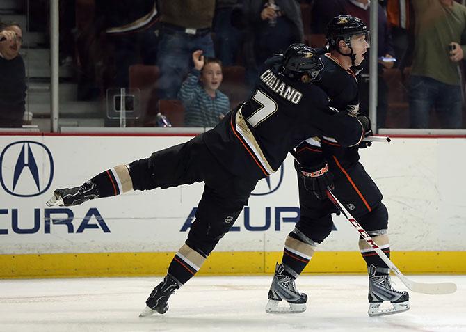 Койву, Бродер и еще 8 лучших игроков недели в НХЛ