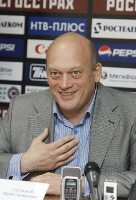 Юрий Степанов: «На 15 миллионов играть в премьер-лиге невозможно»