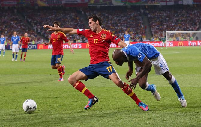 Финал Евро-2012 в цифрах