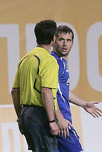 «Получается или нет, «Динамо» делает свое дело с очень злым выражением лица»