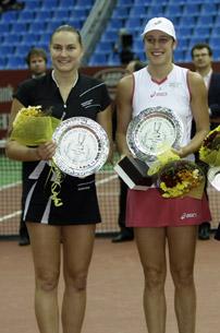 Надежда Петрова и Катарина Среботник: «Рассчитываем играть вместе весь следующий год»