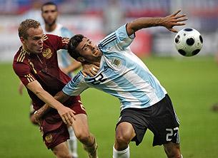 «Россия заставила аргентинцев сбросить фрак»