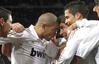 Победа «Реала» над «Барселоной» в картинках
