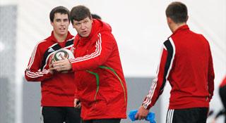 Владимир Волчек: «Самым проблематичным у нас является переход из юношеского футбола во взрослый»
