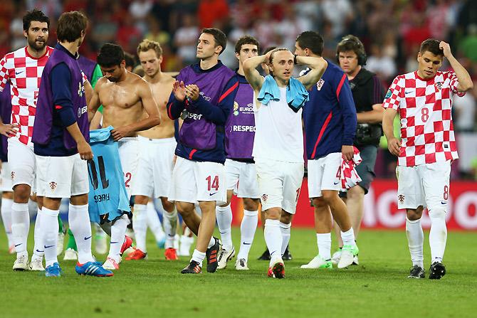 Чистая победа. 5 мыслей о матче Хорватия – Испания